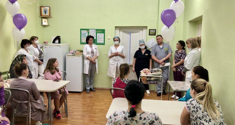 17 ноября отмечается международный день недоношенных детей