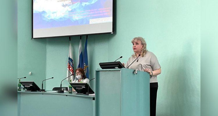 В Александро-Мариинской областной больнице состоялся День специалиста-эпидемиолога
