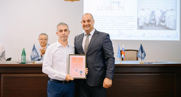 Александро-Мариинская больница  — победитель конкурса «Астраханское качество»